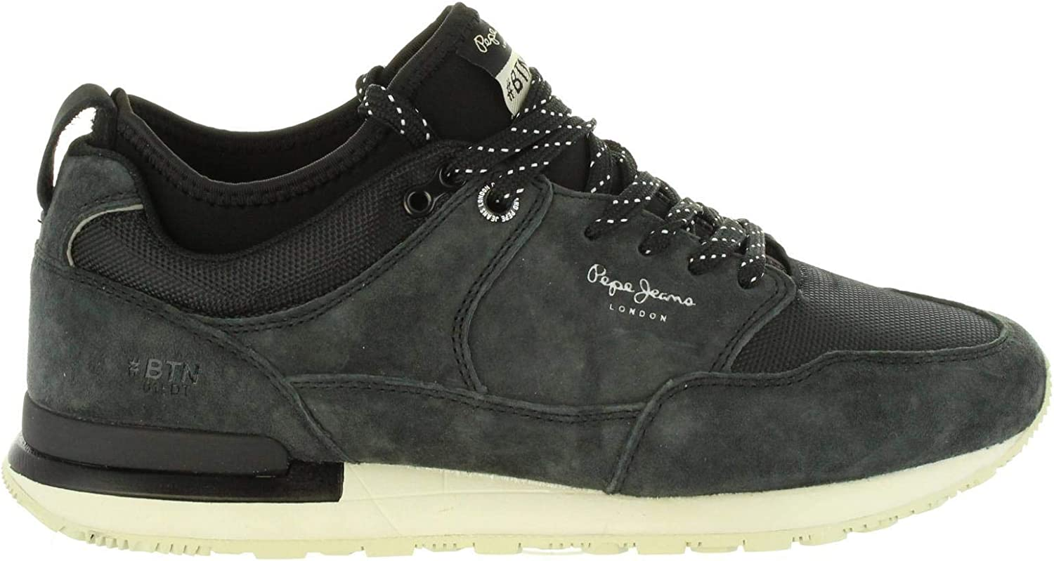 Pepe Jeans Men Sports shoes PMS30474 BTN 982 ANTRACI