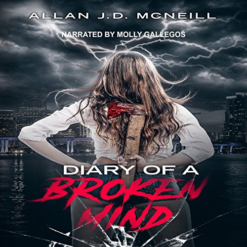 Diary of a Broken Mind audiobook cover art