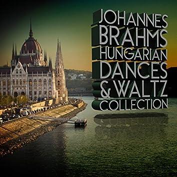Johannes Brahms: Hungarian Dances & Waltz Collection