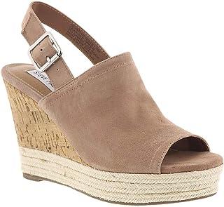 6120b1d084a Amazon.com  Steve Madden Women s Wedge   Platform Sandals