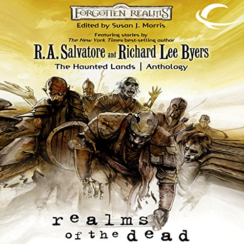 Realms of the Dead audiobook cover art
