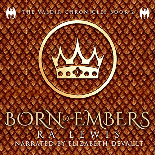 Born of Embers cover art