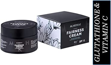 Makhai Fairness Cream with Glutathione and vitamin C with SPF 15 50g