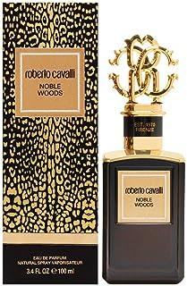 Roberto Cavalli Noble Woods Eau de Perfume for Unisex, 100 ml