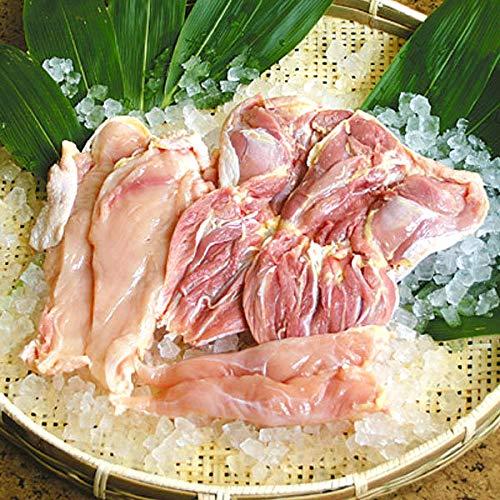 特産地鶏 青森シャモロック 正肉一羽セット 簡易パック(約1.0kg) (5パック)