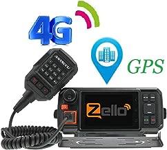 ANYSECU 4G-W2 WCDMA/GSM Walkie Talkie LTE FDD Internet Mobile Radio IP Network PTT Radio Work with Zello/Real PTT Fast Talk