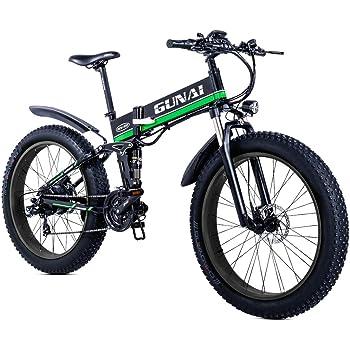 Bicicleta de Montaña Eléctrica de 26 Pulgadas E-Bike Sistema de ...