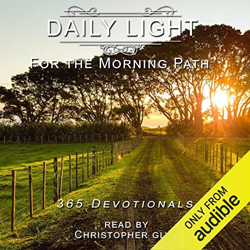 Daily Light for the Morning Path 365 Devotionals cover art