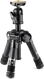 Velbon 卓上三脚 ULTRA 453mini 5段 ウルトラロック 脚径24mm 小型 自由雲台 アルミ脚 412768 ブラック
