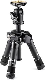Velbon 卓上三脚 ULTRA 453mini 5段 ウルトラロック 脚径24mm 小型 自由雲台 アルミ脚 412768