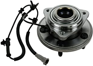 Best 2005 jeep grand cherokee front wheel bearing Reviews