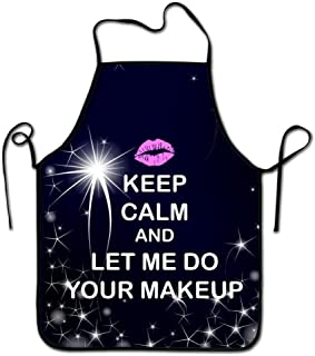 apron for makeup artist