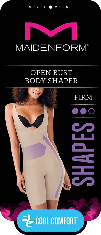 Maidenform Women's Wear Your Own Bra Singlet Fajas Shapewear FL2556