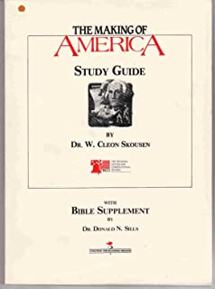 The Making of America Study Guide with Bible Supplement