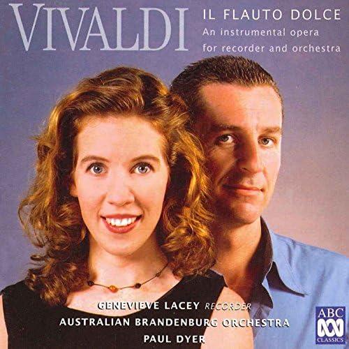 Australian Brandenburg Orchestra, Genevieve Lacey & Paul Dyer