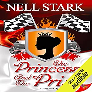 The Princess and the Prix audiobook cover art