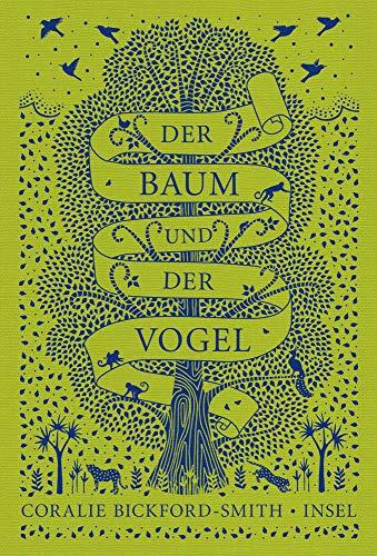 Buchseite und Rezensionen zu 'Der Baum und der Vogel' von Coralie Bickford-Smith