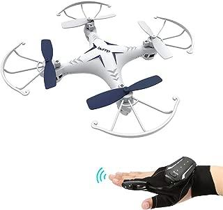 sharper image drone hand control