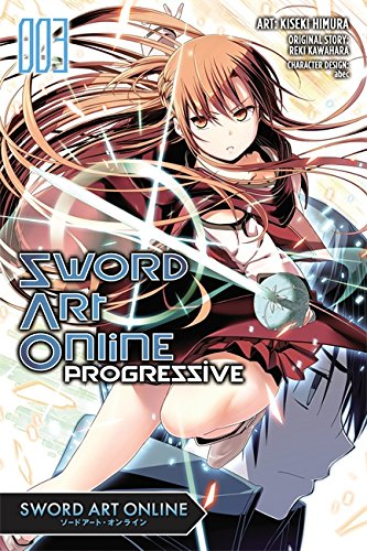 Sword Art Online Progressive, Vol. 3 (Manga)