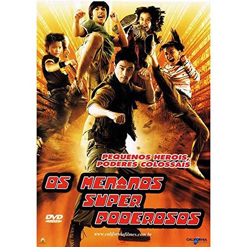 DVD - Os Meninos Super Poderosos
