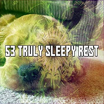 53 Truly Sleepy Rest