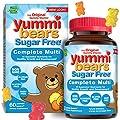 Yummi Bears Sugar Free Gummy Vitamins for Kids