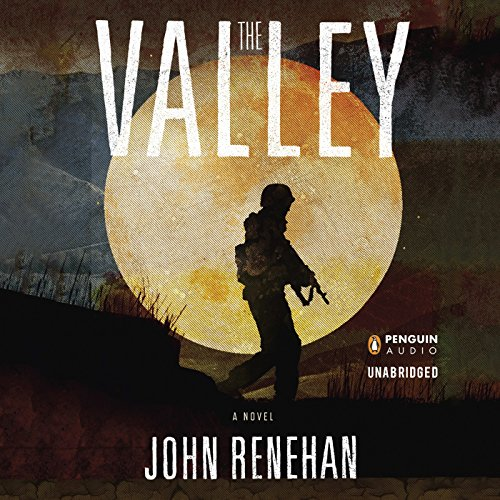 The Valley audiobook cover art