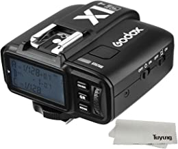 GODOX X1T-F TTL Strobe Trigger 1/8000s HSS 32 Channels 2.4G Wireless LCD Flash Trigger Transmitter for Fuji Fujifilm Cameras