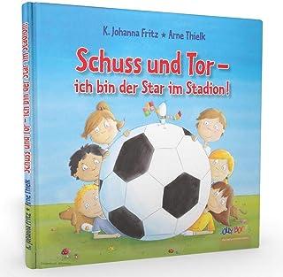 Personalisiertes Kinderbuch: Schuss und Tor!