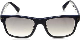 Loewe - SLW893M550NKS Gafas de sol, Shiny Brown Pattern, 55 para Mujer