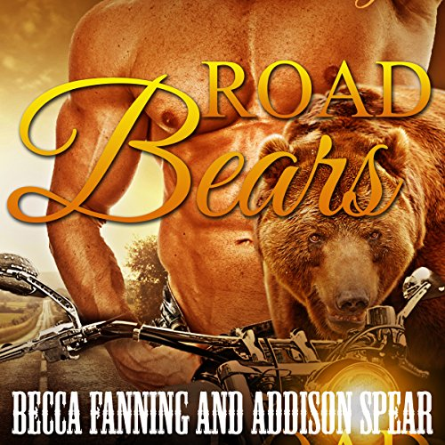 Road Bears audiobook cover art