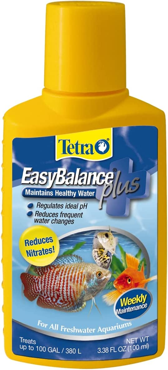 Tetra EasyBalance PLUS Water Healthy Tulsa Mall Conditioner for Free shipping