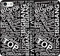 iPhone/Xperia/Galaxy/他機種選択可:テキスト手帳ケース(デザイン:BB/カラー:ブラック) 14 全機種対応用【Mサイズ】