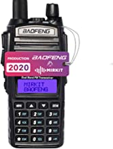 Mirkit Radio UV-82 MK3 2019 5W 2800 mAh Li-ion Battery Mirkit Edition and Lanyard Mirkit Ham Radio Operator, Walkie Talkie...