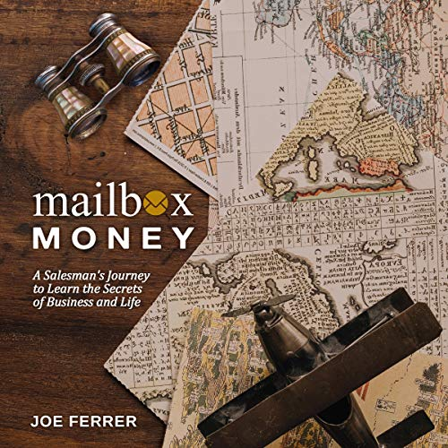 Mailbox Money audiobook cover art