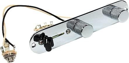 telecaster reverse control plate