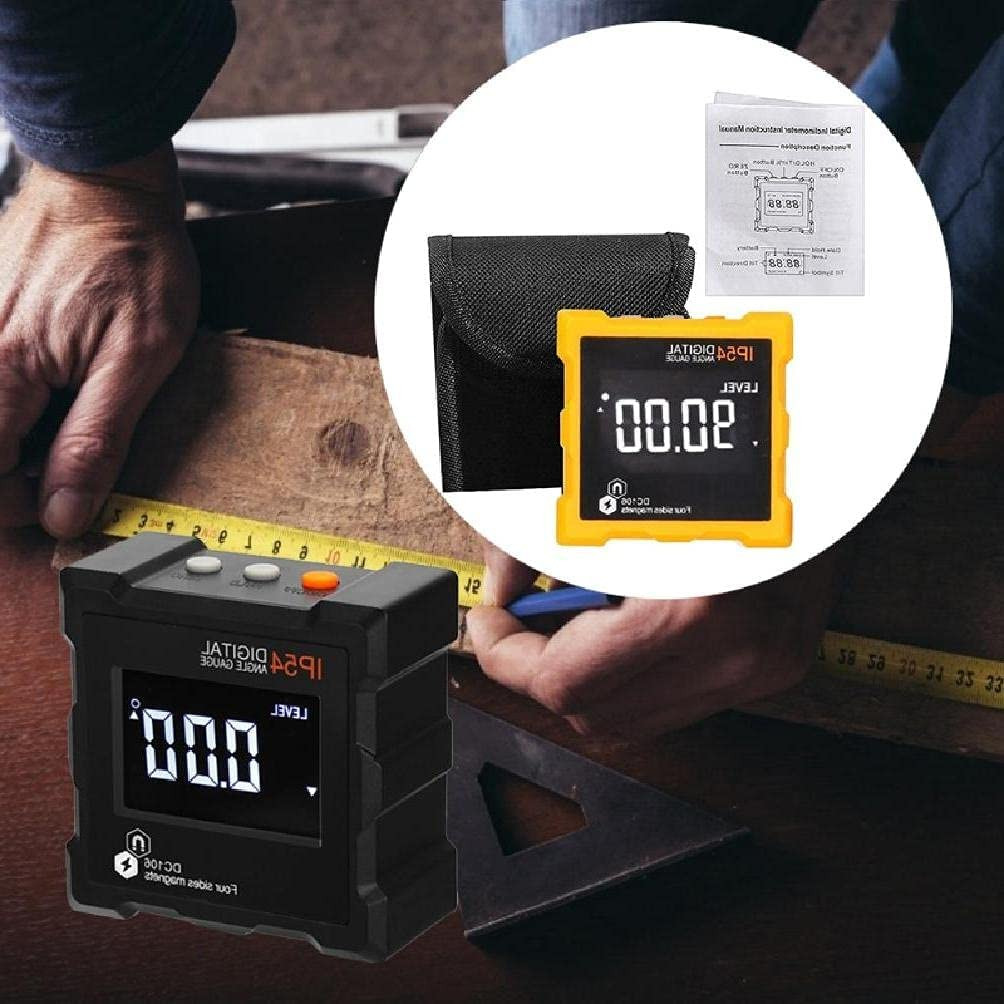 High Precisions Angle Max 72% OFF Courier shipping free shipping Finder Digital Inclinometer Dig Protractor
