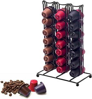 Winbang Soporte de cápsula, 42 piezas de metal Vertical