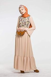 3d52a8e0bb6e9 Amazon.com.tr: Bej - Tesettür Giyim / Kıyafet: Moda