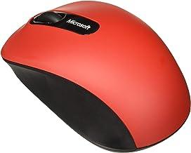 Mouse Sem Fio Mobile Bluetooth Vermelho Microsoft - PN700018