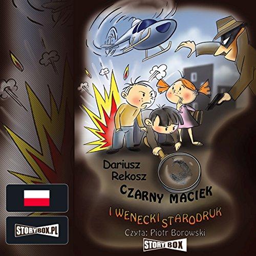Czarny Maciek i wenecki starodruk Titelbild