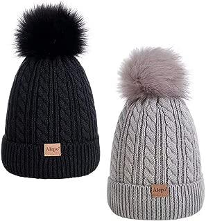 Kids Toddler Baby Winter Beanie Hat, Ages 2-9 Children's...