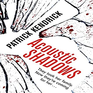 Acoustic Shadows audiobook cover art