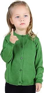 Best dark green baby cardigan Reviews
