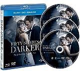 フィフティ・シェイズ・ダーカー コンプリート・バージョン ブルーレイ+DVD+ボーナスDVD セット [Blu-ray] image