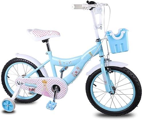Tienda 2018 YTBLF Bicicletas para Niños y niñas, Bicicleta Bicicleta Bicicleta de Ejercicios de Equilibrio de 16 Pulgadas, Adecuada para Niños y niñas de 3 a 7 años  colores increíbles