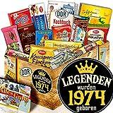 Legenden 1974 / DDR Schokoladen Geschenk / Frau Geburtstag Geschenke