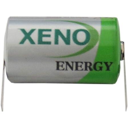 Xeno Energy XL-050F 1//2 AA 3.6V Lithium Battery