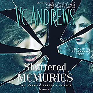 Page de couverture de Shattered Memories