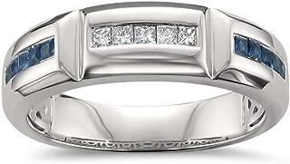 Best mens gold diamond cut wedding bands Reviews
